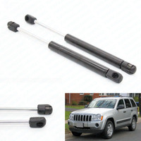 Wholesale 2pcs set car Pair Front Hood Lift Supports Shocks Gas Struts Fits for Jeep Grand Cherokee
