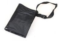 artist apron - New Professional Cosmetic Makeup Brush PVC Apron Bag Artist Belt Strap Protable Make up Bag Holder