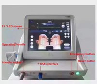 Wholesale 2016 Promotion portable hifu machine HIFU high intensity focused ultrasound wrinkle removal ultherapy HIFU cartridges and mm