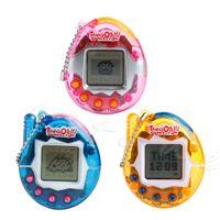 Wholesale 90S Nostalgic Pets Virtual Cyber Pet Game Child Toy Key Buckles