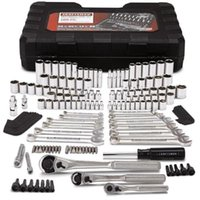 Wholesale Craftsman Piece pc Mechanics Tool Set kit metric ratchet wrench socket