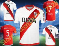 bedding mix - DHL new season Argentina river bed football jersey soccer Uniforms Customized fans jersey mixed order