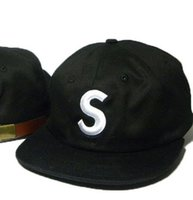 Wholesale brand casquette Supremes diamond Snapback S letter Hat gorras Snapbacks bone Supremes Panel connor snapback Hat