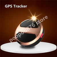 Wholesale T8 gps tracker Mini GPS Tracker Locator With Google map For child Pets Dogs Vehicle Personal gps gsm SOS alarm gprs tracker