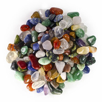 Wholesale 1 Pounds Brazilian Tumbled Polished Natural Stones Assorted Mix Extra Small Size quot to quot Average quot