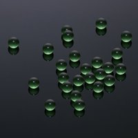 Wholesale D mm Green High Grade Borosilicate Glassball for Valvecan used in Sprayers include check valves for chemical pharmaceutical and so on