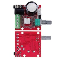 Wholesale 2 W Dual Channel Hi Fi PAM8610 Mini Amplifier board V for Computer audio