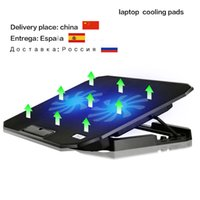 big interfaces - Laptop Cooling Pads USB interface stand for laptop cooler notebook stand laptop cooling pad Two big fan Fixture for laptop