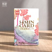 Wholesale DIY Mini Cute Kawaii Postcards Lovely Cartoon Cat Greeting Cards For Message Kids Gift
