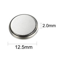 battery of cell phone - 500Pcs PKCELL CR1220 DL1220 LM1220 ECR1220 V Lithium Button Coin Cell Batteries of cell phones