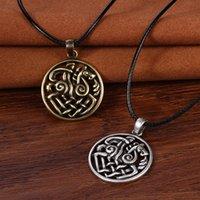 Cheap Pendant Necklaces viking necklace Best Celtic Unisex Slavic Pendant