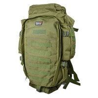 Wholesale cm Fashion Cp ACU Camouflage Military Usmc Army Tactical Molle Nylon Hiking Hunting Camping Rifle Backpack Bag