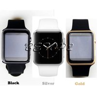 Wholesale Goophone Watch MTK2502C Smart Watch inch IPS Screen Magnetic Cable Multi Language Kids Watch DHL Free