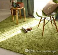 Wholesale cm Carpet Living Dining Car Flokati Shaggy Rug Carpets Home Anti skid Seatmat Soft Carpet