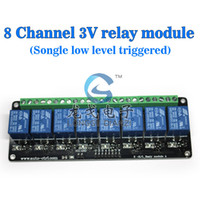 Wholesale 3v low channel relay board control relay module diode current protection relay control module