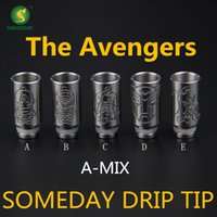 Wholesale New Star wars drip tips Someday new design drip tips best design drip tips ecig for stainless steel drip tips for ecig
