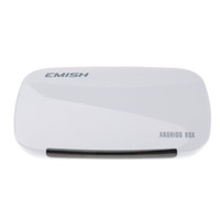 android dlna controller - EMISH Mini White X700 HD P Android TV Box Smart Media Player Quad Core G G XBMC DLNA Wi Fi with Remote Controller