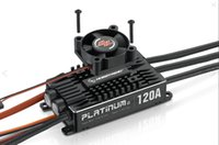 Wholesale HobbyWing Platinum PRO V4 A ESC Speed Controllers S S for Class Helicopter freeshipping