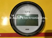 Wholesale KUS mm Speedometers Digital GPS Speedometer V V For Boat Automobile Universal CCSB With Mating Antenna