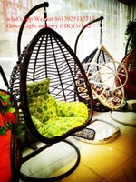 Wholesale outdoor furniture hanging chairs