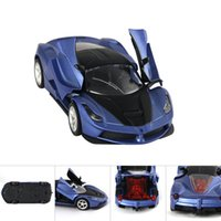 Wholesale Hot Sports Pull Back Car SCL Scale Alloy Diecast Model Car Nice Kid Gift Toy Cars
