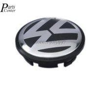 beetle cup - 65MM Car Wheel Center Hup Plastic Black Cups cap covers For VW Jetta Sagitar Magotan Touran Passat Phaeton Touareg Beetle Tiguan