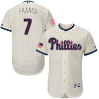 american philadelphia - 2016 MLB American Independence Day Jerseys Fashion Stars Stripes Philadelphia Phillies Maikel Franco Jersey