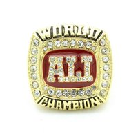 ali tin - Factory direct sale New Arrival Super Bowl Muhammad Ali championship ring