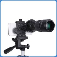 Wholesale Factory Direct Universal X40 Hiking Camera Lens Zoom Telescope Phone Holder For Smartphone DHL