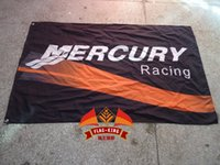 automotive engine performance - mercury racing flag Performance Marine and Automotive Engines banner flag king