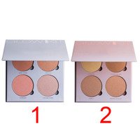 Wholesale 2016 park888 NEW Arrival Anastasia Beverly Hills Glow Kit Makeup Face Blush Powder Blusher Palette Cosmetic Blushes Brand