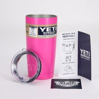 best walls - Best Seller Colors Yeti oz Cups Cooler YETI Rambler Tumbler Travel Vehicle Beer Mug Double Wall Bilayer Vacuum Insulated