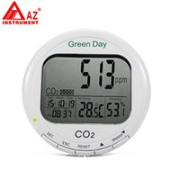 air carbon dioxide - AZ7788 CO2 Monitor in Desktop carbon dioxide Datalogger CO2 Gas Detector Meter Air Quality Temperature RH ppm