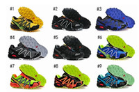 athletic climbing shoes - Man Running Shoe Walking Outdoor Hiking Shoes Mountain Climbing Shoes Zapatos Waterproof Athletic Shoes Size