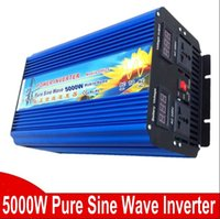 ac power generators - 10000W Sinus Wechselrichter continue power W w dc ac inverter pure sine wave for solar wind generator home use