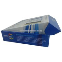 Wholesale Corrugated packaging Boxes for mailing E flute Hard material White inside Custom design printing