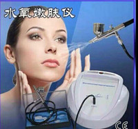 Wholesale Beauty Salons Portable O2 Oxygen Facial Machine Oxygen Jet Oxygen Spray Equipment for Skin Care