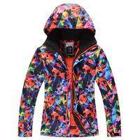 Wholesale GSOU SNOW ski suit men s winter outdoor ski mountaineering clothing waterproof warm thick ski clothes M