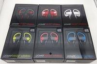 headphones beat - TOP AAAAA Used Beats powerbeats wireless Active collection headphone noise Cancel Headphones Bluetooth Headset Refurbished