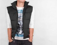Wholesale Man high Cashmere thickening Down vest Selling Outdoor down vest Vest vest jacket Men s casual vest Polyester clothing sales