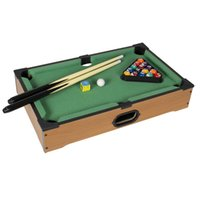Wholesale Mini Pool Table Game Table Top With Accessories Board Games Billiards Set