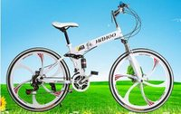 Wholesale 24 speed inch Frame Material Sports Entertainment Producers Folding Bikes