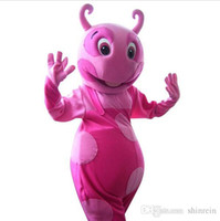backyardigans characters - Ohlees Actual Picture cute Backyardigans Uniqua pink cow Mascot Costumes Character For Halloween Party Activity Fancy Christmas Adult Size