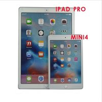 Wholesale For iPad PRO inch Dummy Non Working iPad Model Display Fake Toy Tablet for iPad mini4 Air2 Model Color Display