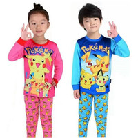 Wholesale Minnie Frozen Kids Pajamas Sets Baby Homewear Suit Boys Girls Clothes Pants Christmas poke Children Clothing