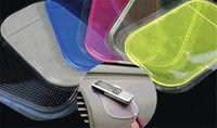 Wholesale Hot Sale Dashboard Pad Non Slip Anti Slip Mat Powerful Silica Sticky Pad For Mp3 Mp4 Car Magic jy574