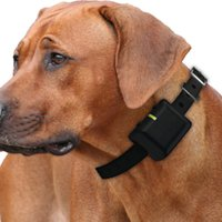 Wholesale 2017 Ortz Waterproof Rechargeable Bark Collar for Small Medium Large Dogs Black New Arrival