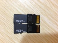 Wholesale Real New Hot The micro Memory Card GB GB GB GB GB GB Retail Package Free SD Adapter SD Card