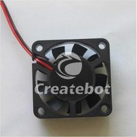 Wholesale Cretabot d printer DC A Fan v wires cooling fan For D Printers Hot Selling