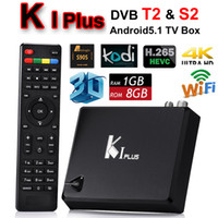 Cheap KI Plus DVB S2 T2 TV BOX Best Android 5.1 TV Box